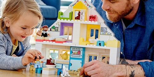 LEGO DUPLO Town Playhouse Set Only $47.99 Shipped on Amazon (Regularly $60)