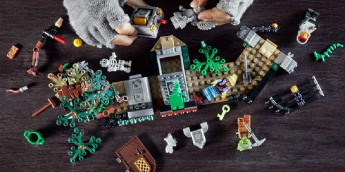 LEGO Hidden Side Graveyard Mystery 335-Piece Building Set Only $16.99 (Regularly $30)