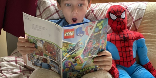 Free LEGO Life Magazine Subscription (for Kids Ages 5-9)   Reader Fave!