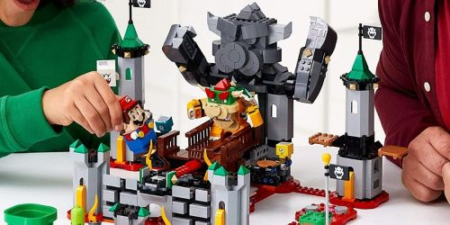 LEGO Super Mario Bowser's Castle Only $79.99 Shipped on BestBuy.com (Regularly $100)