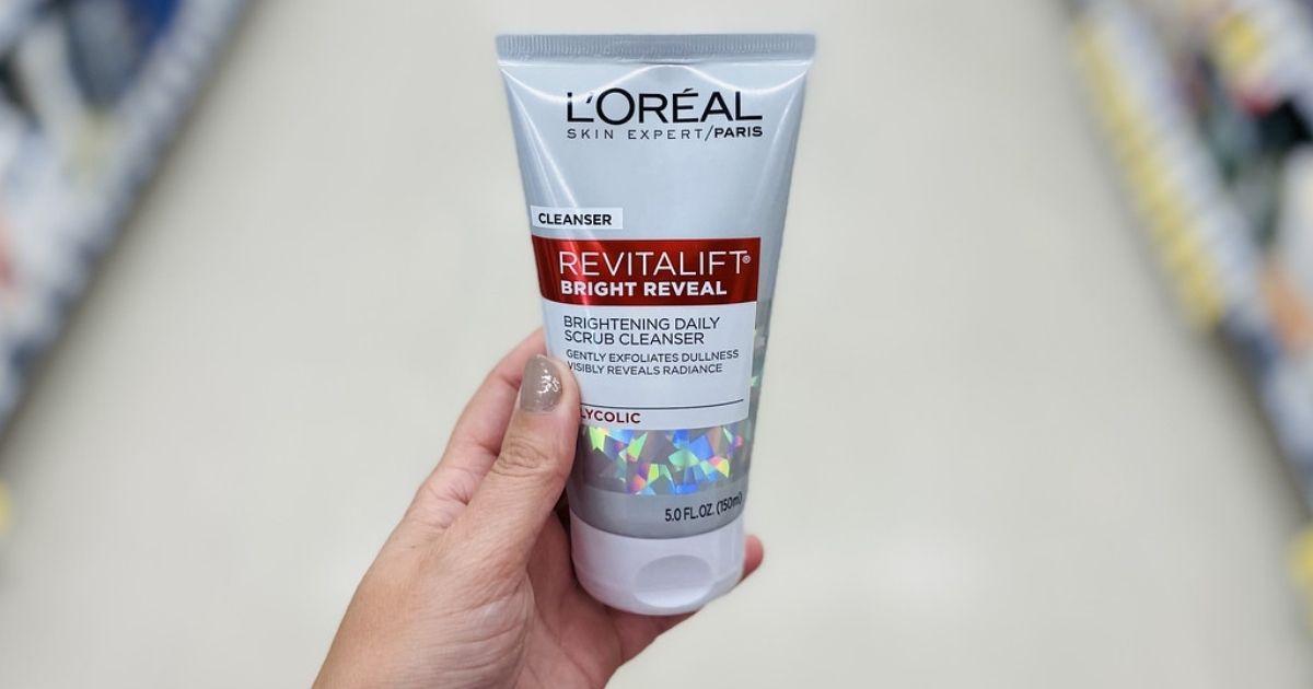 L'Oreal Revitalift Cleanser