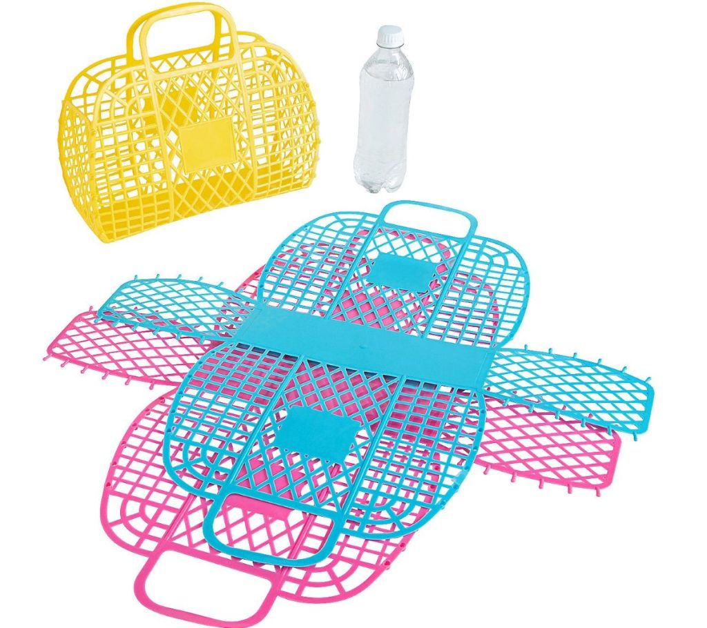 Large Jelly Totes