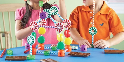 Learnings Resources Candy Construction Set Just $22.99 (Regularly $35) | Up to 50% Off Educational Toys