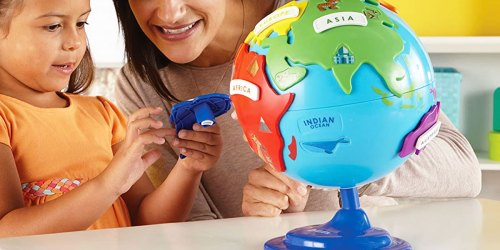 Learning Resources Puzzle Globe Just $11.99 Shipped on Zulily (Regularly $40)