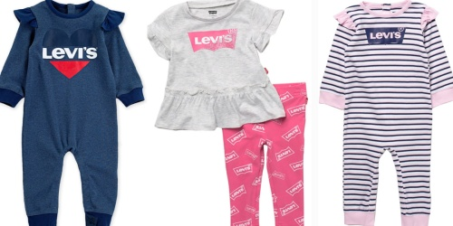 Levi's Baby Outfits as Low as $13 on NordstromRack.com (Regularly $30+)