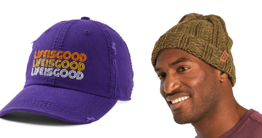 Life is Good Headwear