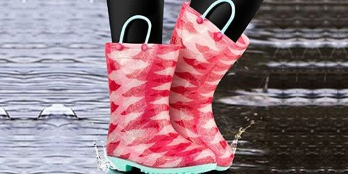 Kids Footwear from $3.99 on Zulily.com | Rain Boots, Sneakers & More