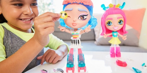Lotta Looks Skate Pop Doll Only $7 on Amazon
