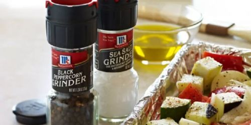 McCormick Sea Salt Grinder Only $1.49 Shipped on Amazon