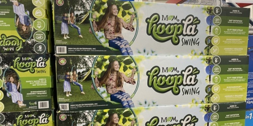 Hoopla Ring Swing Only $49.98 at Sam's Club | In-Store & Online
