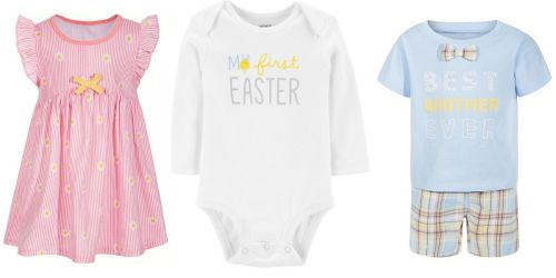 Baby Easter Apparel from $6.99 on Macy's.com | Dresses, Shorts, Rompers, & More