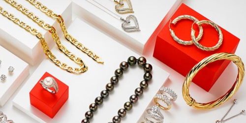 Bracelets, Earrings & Necklaces from $4.80 on Macys.com (Regularly $12+)