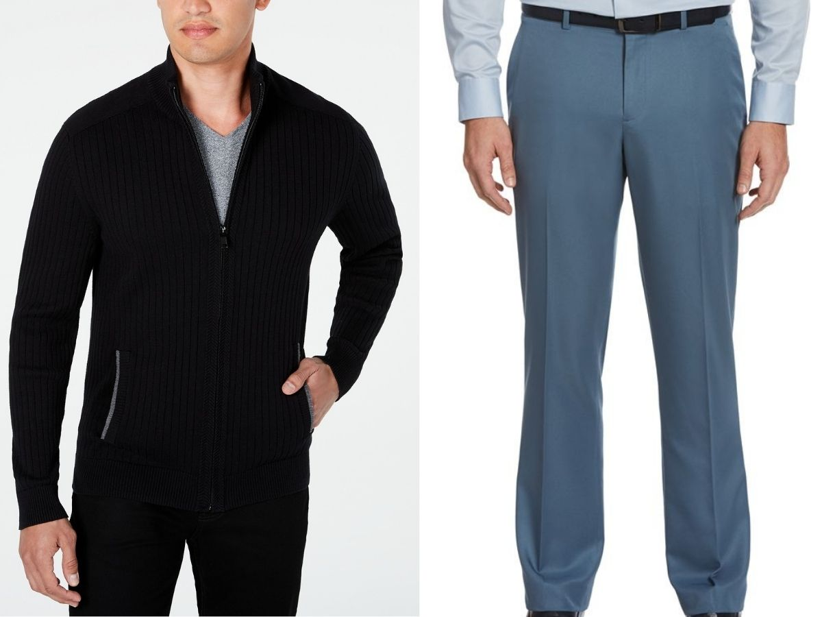 Men's Sweater and Pants