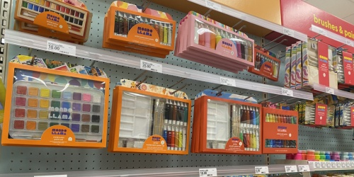 Feeling Crafty? Get Creative With Target's New Mondo Llama Brand + HOT Clearance on Other Crafts