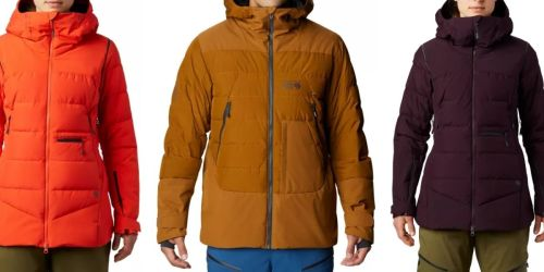 Mountain Hardware Men's & Women's Down Jackets Only $139 Shipped (Regularly $400)