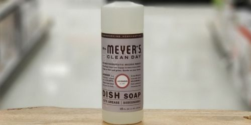 3 Mrs. Meyer's Liquid Dish Soap 16oz Bottles Only $8.73 Shipped on Amazon   Just $2.91 Each