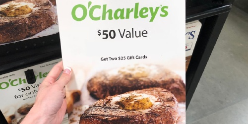 25% Off Gift Cards on SamsClub.com + Free Shipping | O'Charley's, Smashburger, & More