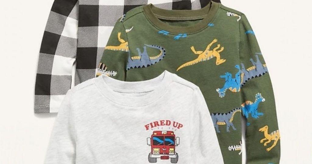 Old navy toddler shirt 3-pack