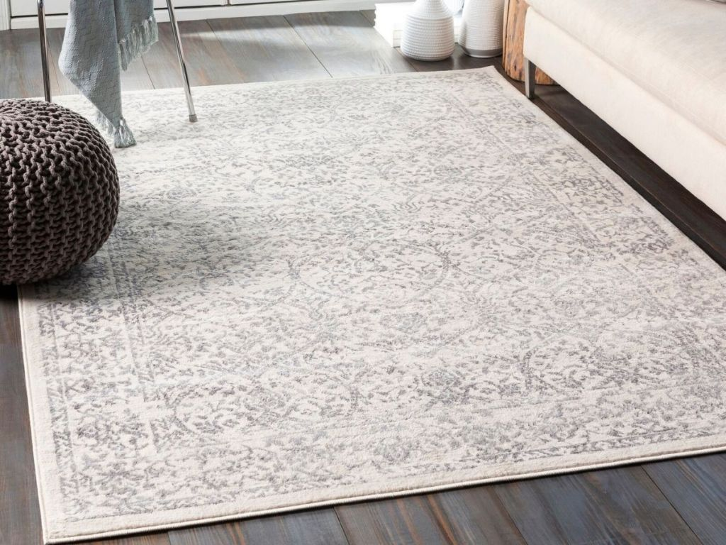 Ophelia & Co Copenhaver Power Loom Gray_Ivory Rug