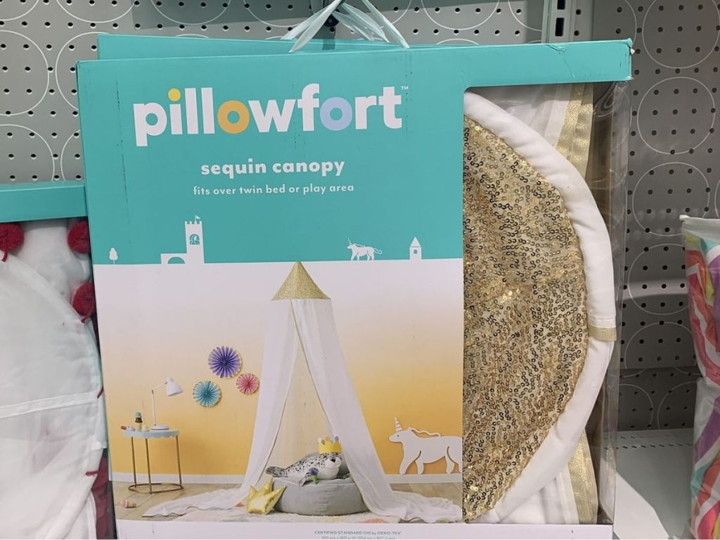 Pillowfort Sequin Canopy