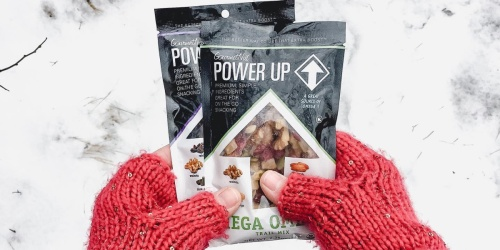 Power Up Trail Mix 8-Count Variety Pack Only $7 Shipped on Amazon | Just 88 Per Bag