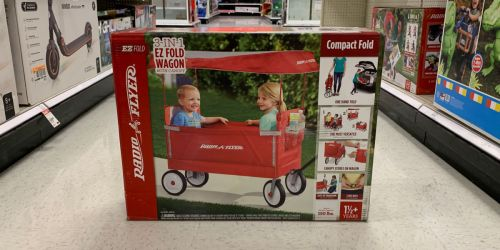 Radio Flyer 3-in-1 Wagon w/ Canopy & Cupholders Only $67 Shipped on Target.com (Regularly $100)