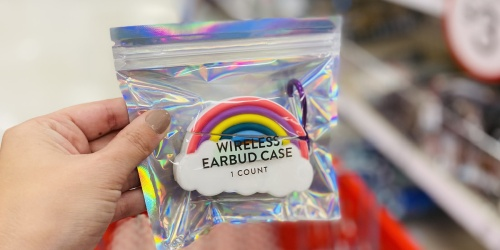 Stow Your Earbuds in These Cute $3 Cases from Target's Bullseye's Playground