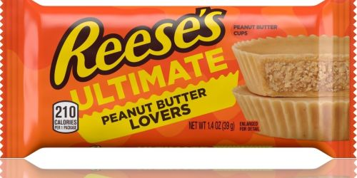 Reese's Unveils ULTIMATE Peanut Butter Lovers Cups for the Most Peanut Butter-Licious Creation Yet