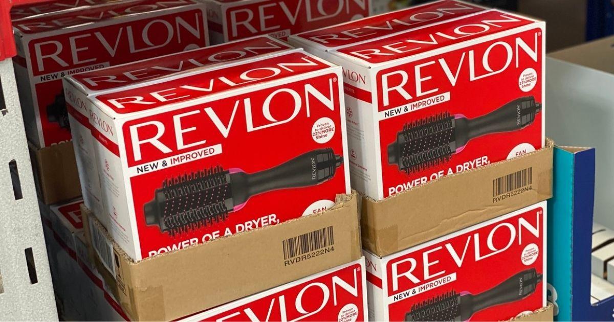 Revlon One-Step Hair Dryer & Volumizers in club