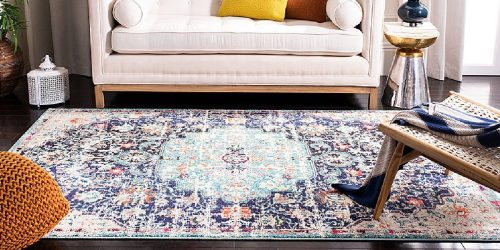 Safavieh Rugs from $27 on Zulily.com (Regularly $81+) | Lots of Styles & Sizes