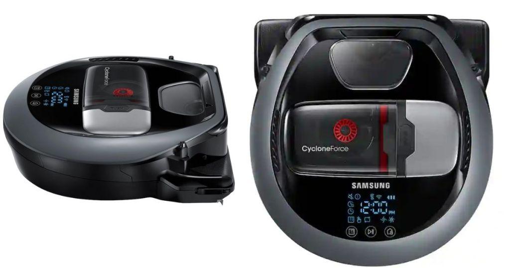 2 views of Samsung Powerbot 7040