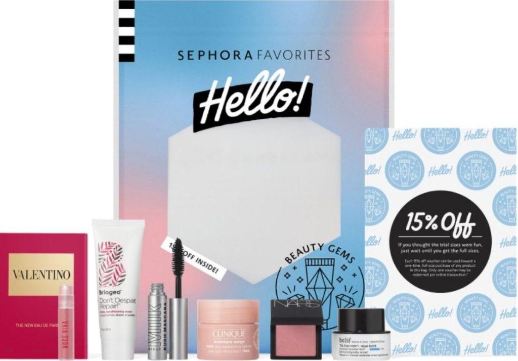 Sephora Favorite Hello! Beauty Gems