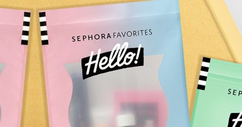 Sephora Favorites Hello!