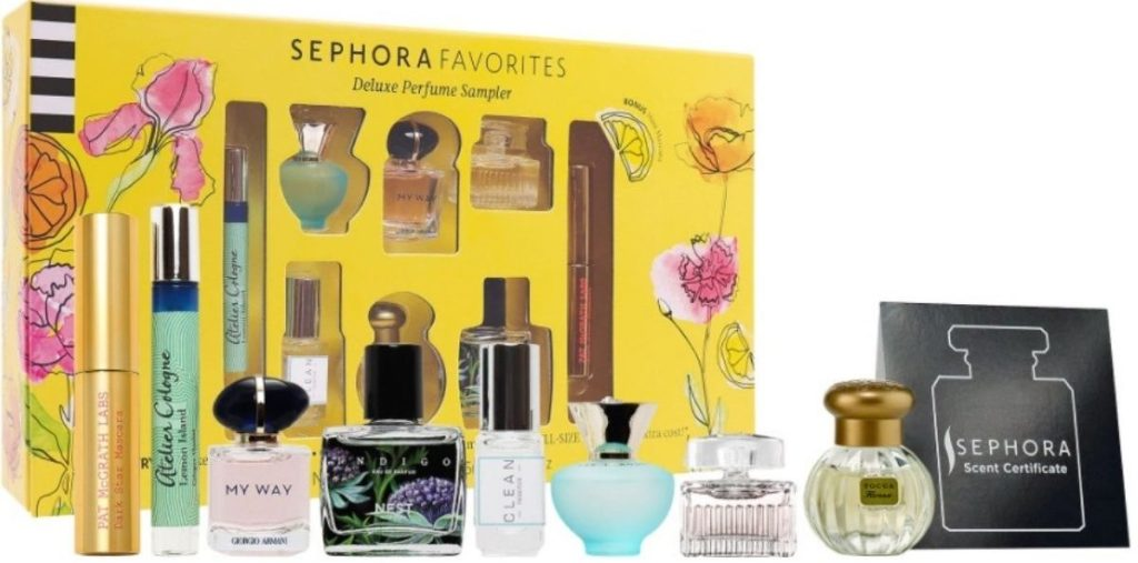 Sephora Favorites Mother's Day Perfume Coffret