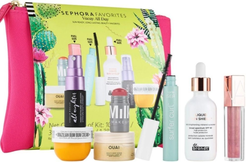 Sephora Favorites Vacay All Day