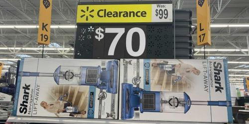 Shark Navigator Lift-Away Vacuum Possibly Only $70 at Walmart (Regularly $199)