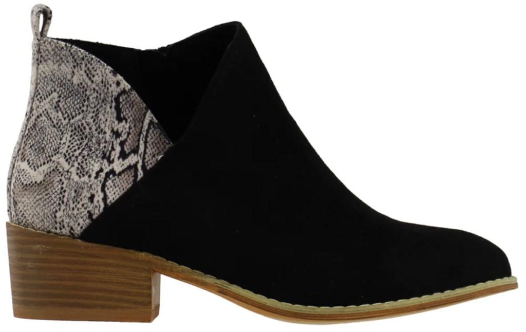 corky's women's booties