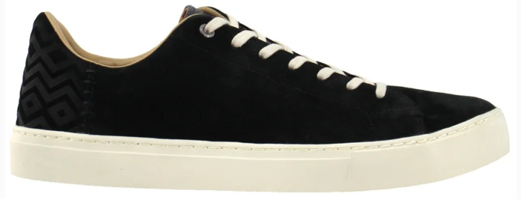 sperry men's lace up shoes