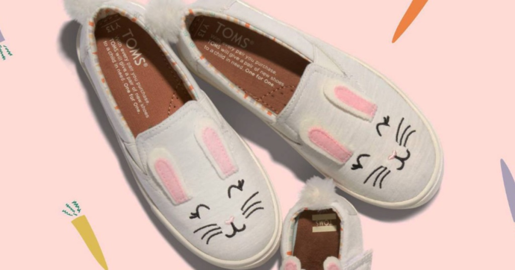 toms luca bunny shoes