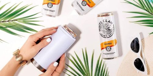 Skinny Can Coolers from $11 on Amazon (Regularly $14+) | Fits Hard Seltzers, Red Bull & More