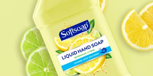 Softsoap Liquid Soap Refill 32oz Bottle Only $3 Shipped on Amazon