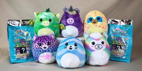 Squishmallows Scented Mystery Bags Available at Kroger | Great Easter Basket Filler