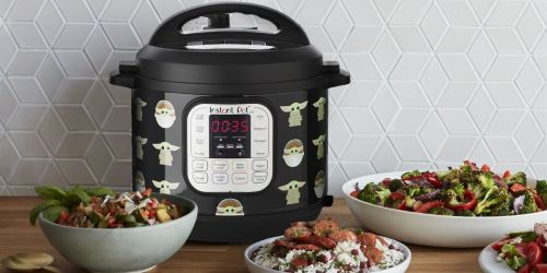 Star Wars The Child Instant Pot Duo Pressure Cooker Only $59.98 (Regularly $100)