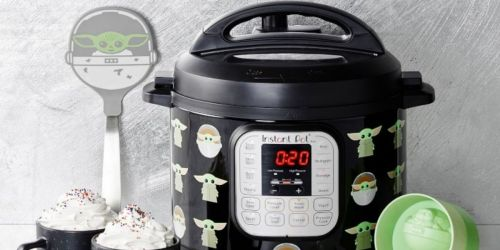 Star Wars Mandalorian 6-Quart Instant Pot Duo Only $59.98 Shipped on Amazon (Regularly $100)