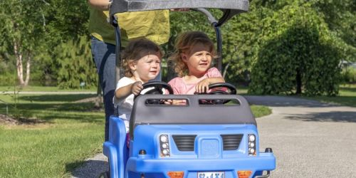 Step2 Two-Seater SUV Push Car Only $109.99 Shipped on Amazon (Regularly $150)