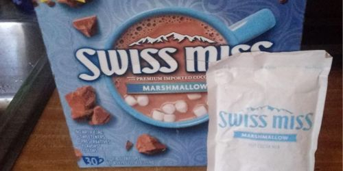 Swiss Miss Hot Cocoa 30-Count Packets Only $3.66 Shipped on Amazon