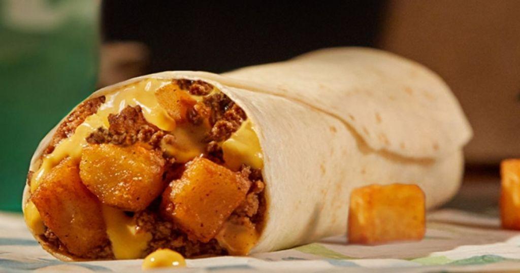 Taco Bell Potato-Rito