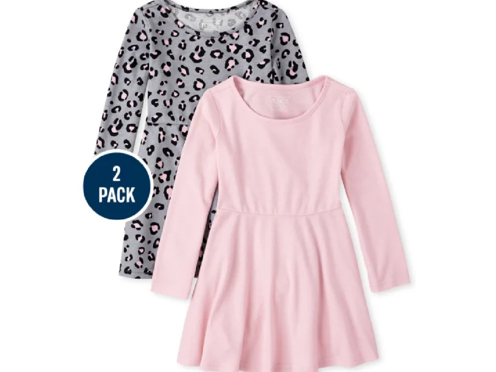 The Children's Place 2-Pack Dresses
