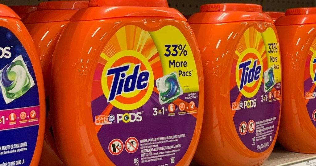 Tide Pods Spring Meadow 96-count