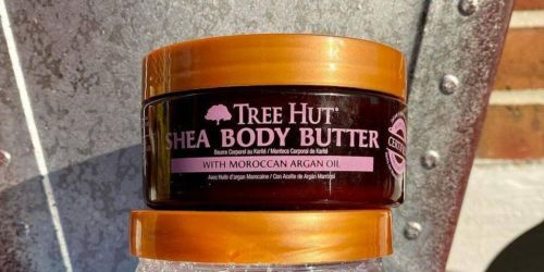 Tree Hut 7-Ounce Shea Body Butter Only $3.99 Shipped on Amazon (Regularly $9)
